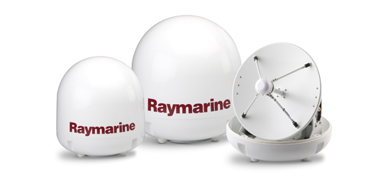 Order Printed Manuals for STV Models | Raymarine