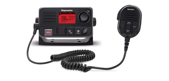 Ray50 & Ray52 VHF Radio Media Resources | Raymarine