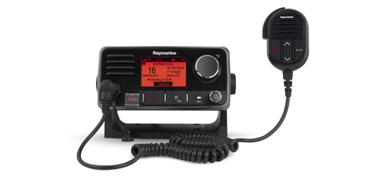 Ray60 & Ray70 VHF Radio Media Resources | Raymarine
