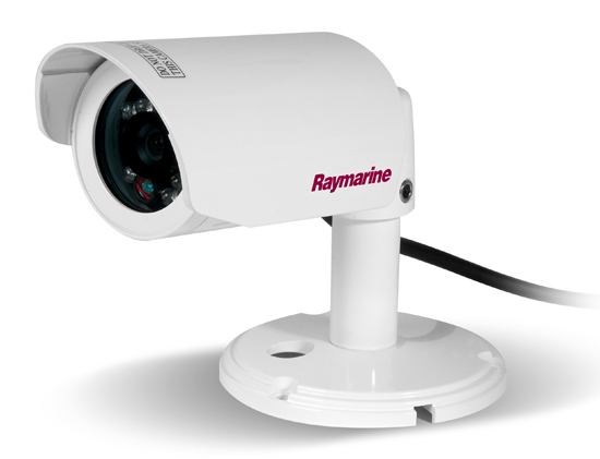 CAM100 Video Camera Ordering Information | Raymarine