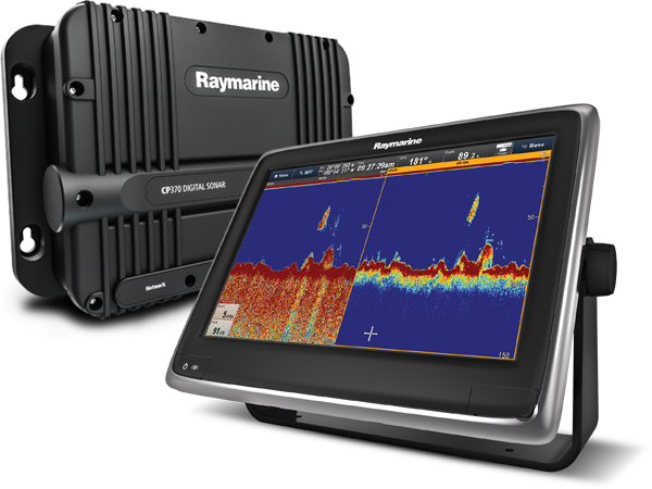 CP370 - Sharper, Clutter Free Targets | Raymarine Fishfinders