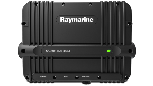CP370 Specifications | Raymarine Fishfinders