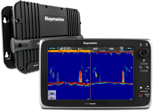 CP470 - Easy to Customise | Raymarine Fishfinders