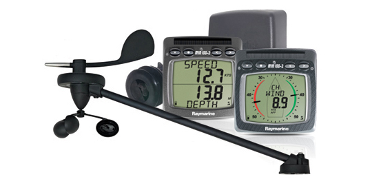 T108 Wireless Speed, Depth and Wind System | Raymarine - A Brand by FLIR