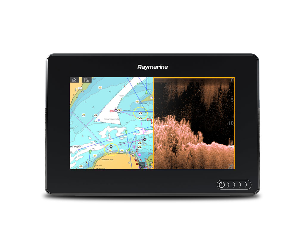 Axiom 7 - DownVision-kaikuluotain | Raymarine by FLIR