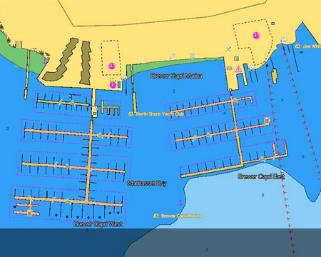 C-MAP 4D Max + Vector Charts | Raymarine Cartography