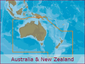 C-MAP Cartography - Aus / N.Zealand Bundle | Raymarine