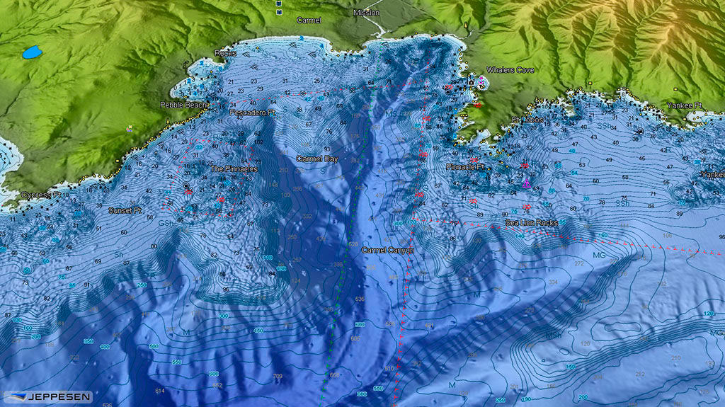 C-Map Charts | Raymarine Cartography