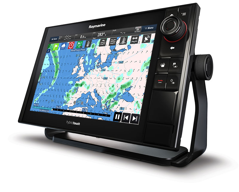 UUSI GRIB View Global Weather -sovellus | Raymarine by FLIR