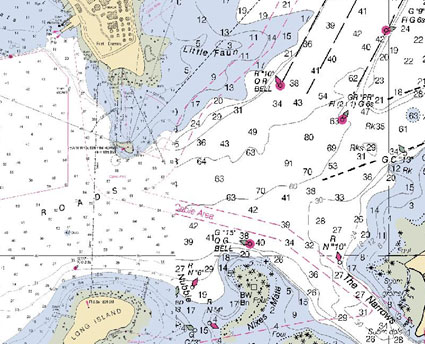 Raster Nautical Charts