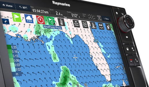 GRIB View - Global Weather | Raymarine