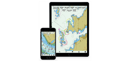 LightHouse 3 Apps | Raymarine - A Brand by FLIR