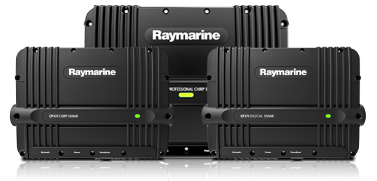 Raymarine Fishfinders / Sonar Modules