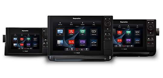 Find out more about eS Series | Raymarine